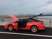 Bán ô tô Mitsubishi Eclipse năm sản xuất 1992, màu đỏ, xe nhập chính chủ, giá chỉ 250 triệu giá 250 triệu tại Đồng Nai