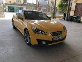 Bán xe Hyundai Genesis sản xuất 2010, màu vàng, nhập khẩu như mới  giá 365 triệu tại Hải Dương