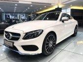 Bán xe Mercedes C300 Coupe sản xuất 2018, màu trắng, nhập khẩu nguyên chiếc giá 2 tỷ 699 tr tại Tp.HCM