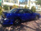 Cần bán gấp Mazda 626 sản xuất năm 1995, màu xanh lam, nhập khẩu giá 75 triệu tại Tp.HCM