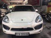 Bán xe Porsche Cayenne năm sản xuất 2010, màu trắng, nhập khẩu giá 1 tỷ 890 tr tại Hà Nội