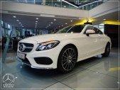 Bán ô tô Mercedes C300 Coupe sản xuất năm 2018, màu trắng, nhập khẩu giá 2 tỷ 699 tr tại Tp.HCM