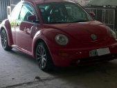 Bán ô tô Volkswagen New Beetle 2.0 MT đời 2007, màu đỏ, nhập khẩu nguyên chiếc giá 150 triệu tại BR-Vũng Tàu