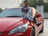Bán Hyundai Genesis 2.0 Tubor sản xuất năm 2009, màu đỏ, xe nhập, giá chỉ 455 triệu giá 455 triệu tại Hải Dương