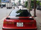 Cần bán gấp Honda Accord năm sản xuất 1992, màu đỏ, nhập khẩu nguyên chiếc số tự động giá 190 triệu tại Tp.HCM
