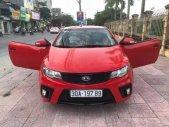 Cần bán gấp Kia Forte Koup đời 2010, màu đỏ, nhập khẩu giá 432 triệu tại Hà Nội