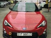 Cần bán Toyota FT 86 đời 2012 màu đỏ, 1 tỷ 050 triệu nhập khẩu nguyên chiếc, mua mới lăn bánh 2015 giá 1 tỷ 50 tr tại Tp.HCM