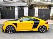 Cần bán xe Audi TT sản xuất 2009, màu vàng, xe nhập giá 800 triệu tại Tp.HCM