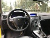 Cần bán xe Hyundai Genesis đời 2011, màu vàng, nhập khẩu nguyên chiếc giá 569 triệu tại Thái Nguyên