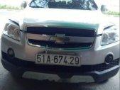 Bán Chevrolet Captiva LT 2007, màu bạc giá 268 triệu tại Tp.HCM