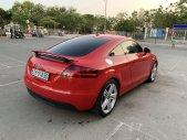 Audi TT coupe 2.0 turbo model 2010 màu đỏ, xe nhập giá 690 triệu tại Tp.HCM