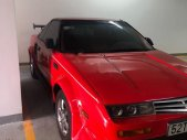 Bán ô tô Toyota MR 2 đời 1991, màu đỏ, nhập khẩu giá 185 triệu tại BR-Vũng Tàu