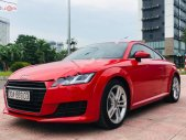 Bán Audi TT năm sản xuất 2015, màu đỏ, nhập khẩu chính hãng giá 1 tỷ 570 tr tại Hà Nội