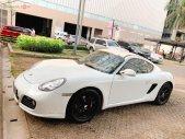 Bán Porsche Cayman đời 2009, màu trắng, xe nhập chính hãng giá 1 tỷ 350 tr tại Tp.HCM