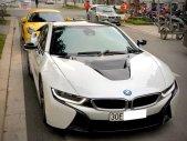 Xe BMW i8 1.5L Hybrid sản xuất 2015, màu trắng, nhập khẩu giá 4 tỷ 350 tr tại Hà Nội