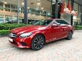 Bán Mercedes C200 2020 màu đỏ, chính chủ, chạy lướt, biển đẹp, giá tốt giá 1 tỷ 399 tr tại Hà Nội