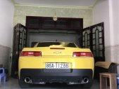 Cần bán xe Chevrolet Camaro đời 2014, màu vàng, nhập khẩu nguyên chiếc giá 2 tỷ 700 tr tại Bình Thuận