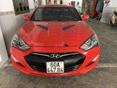 Bán ô tô Hyundai Genesis AT đời 2012, màu đỏ, nhập khẩu nguyên chiếc giá 710 triệu tại Tp.HCM