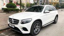 Bán Mercedes GLC300 trắng 2019, siêu lướt 1.600km, giá cực tốt giá 2 tỷ 289 tr tại Hà Nội
