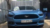 Cần bán Ford Mustang sản xuất 2015, màu xanh lam, nhập khẩu nguyên chiếc giá 1 tỷ 700 tr tại Tp.HCM