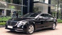 Bán Mercedes S450 2019 màu đen, siêu lướt rẻ hơn xe mới 600tr giá 3 tỷ 950 tr tại Hà Nội