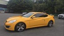 Bán Hyundai Genesis năm 2009, màu vàng, nhập khẩu nguyên chiếc giá 525 triệu tại Tp.HCM