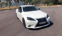 Bán ô tô Lexus IS sản xuất năm 2009, màu trắng, nhập khẩu nguyên chiếc chính chủ giá 1 tỷ 150 tr tại Khánh Hòa