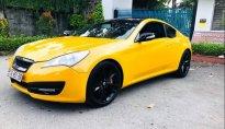 Bán xe Hyundai Genesis 2.0 Turbo đời 2009, màu vàng, xe nhập giá 485 triệu tại Tp.HCM