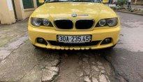 Bán BMW 3 Series 318i năm 2004, màu vàng, nhập khẩu xe gia đình  giá 460 triệu tại Hà Nội