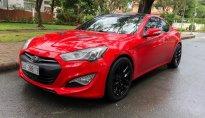 Bán Hyundai Genesis 2013, màu đỏ, xe nhập, chính chủ  giá 720 triệu tại Tp.HCM