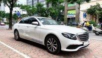 Bán Mercedes E200 sx 2019 màu trắng, siêu lướt mới đăng ký 1 tháng giá 1 tỷ 920 tr tại Hà Nội