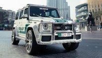 Top 5 xe cảnh sát UAE khiến giới mê ô tô bị 'hút hồn'