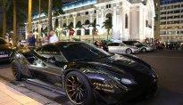 Cùng XeCoupe.com chiêm ngưỡng Ferrari 488 GTB độ Liberty Walk độc nhất Việt Nam