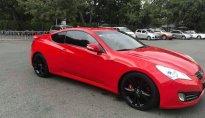 Bán Hyundai Genesis năm sản xuất 2011, màu đỏ, xe nhập giá 580 triệu tại An Giang