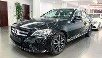 Bán Mercedes C200 2019 màu đen - xe đã qua sử dụng chính hãng giá 1 tỷ 399 tr tại Hà Nội
