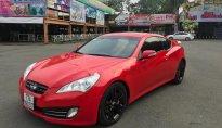 Cần bán lại xe Hyundai Genesis đời 2010, màu đỏ, nhập khẩu chính hãng giá 520 triệu tại Tp.HCM