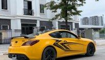 Cần bán Hyundai Genesis 2.0 AT năm 2010, màu vàng, nhập khẩu nguyên chiếc giá 480 triệu tại Hà Nội