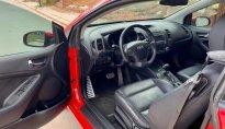 Cần bán Kia Cerato Koup năm 2014, màu đỏ, nhập khẩu ít sử dụng giá cạnh tranh giá 580 triệu tại Lâm Đồng