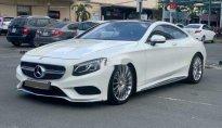 Cần bán xe Mercedes S500 năm sản xuất 2015, xe nhập giá 4 tỷ 800 tr tại Tp.HCM