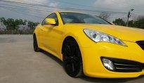 Bán Hyundai Genesis 2.0 AT đời 2010, màu vàng, nhập khẩu nguyên chiếc giá 485 triệu tại Hà Nội
