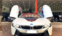 Cần bán xe BMW i8 1.5L Hybrid 2015, màu trắng, xe nhập giá 4 tỷ 350 tr tại Hà Nội