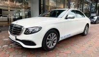 Bán Mercedes E200 2020 màu trắng, biển đẹp, xe chính hãng đã qua sử dụng giá 1 tỷ 920 tr tại Hà Nội