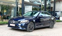Bán Mercedes C200 màu xanh, chính chủ, siêu lướt giá tốt giá 1 tỷ 380 tr tại Hà Nội