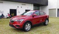 Renault Arkana đỏ, cần bán ngay, xe nhập Châu Âu 2020. giá 919 triệu tại Tp.HCM