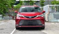 Bán Toyota Sienna Platinum Hybird đời 2021, nhập khẩu mới chính hãng giá 4 tỷ 260 tr tại Hà Nội