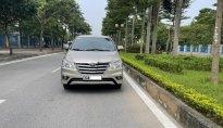 Tôi cần bán chiếc xe Toyota innova 2.0E màu Nâu Vàng, 2016 xe đẹp giá đẹp giá 398 triệu tại Hà Nội
