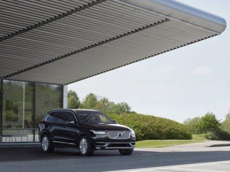 Volvo XC90 có khả năng chống đạn và thuốc nổ
