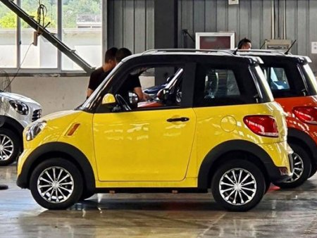 Ô tô điện mini chưa được phép lăn bánh trên đường phố tại Thái Lan